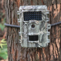 Solar powered 3G SIM card Auto match WiFi wireless invisible Night Vision security hunting trail camera