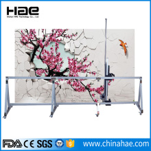 Wall Paper Vertical Inkjet Printers Wall Print Machine