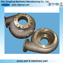 Slurry Pump Carbon Steel Casing for Mining