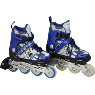 Carton Design Skate Roller ajustável (HL-668)
