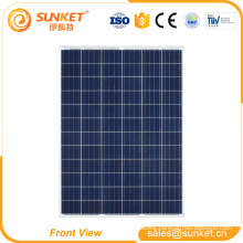 hot sale nano solar panel by new technology poly 140watt solar pv module