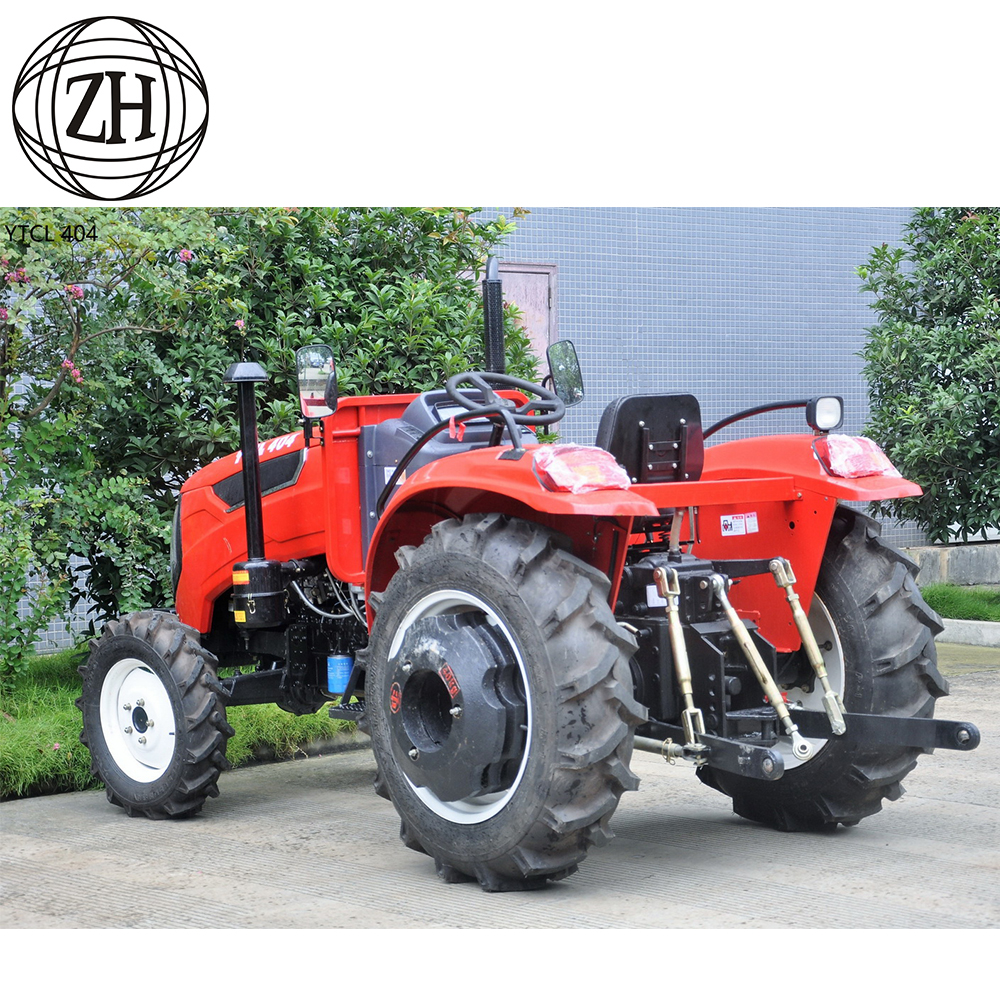 Chassis Tinggi YTO Diesel Engine Tractor
