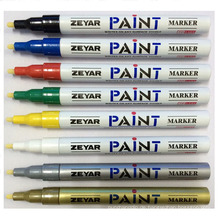 Thin Barrel Permanent Marker mit 1,0 mm Spitze