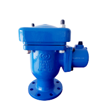 Double Orifice Air Release Vacuum Valve
