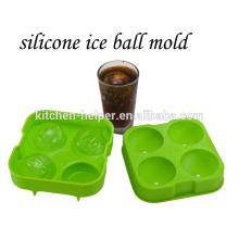 Горячие продажи силиконовых льда