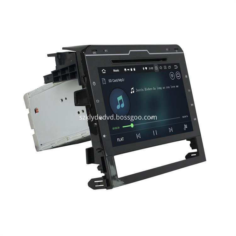 Android 8.0 Auto Radio systems for Cruiser 2016 (3)