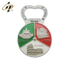 Abastecimiento de botellas de vino de encargo del regalo de la aleación del cinc del regalo del recuerdo de Roma al por mayor barato