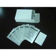 ATM Cleaning Card Plastic Card Blank Card