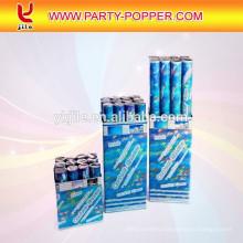 Gold Confetti Party Poppers / Confetti Streamer Launchers / Streamer Confetti Shooter