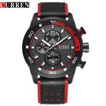 Luxury Alloy Quartz Waterproof Man Watches
