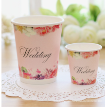 coffee paper cup,party accessories ,disposable paper cup