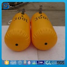 Bolsa de aire plegable inflable de PVC y TPU