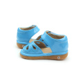 Nowy nabytek Perfect Quality Blue Hollow Squeaky Sandals