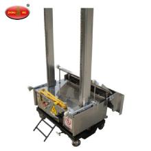 Machine de plâtre de ciment de mur extérieur automatique électrique extérieur monophasé