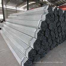 Galvanisiertes Stahlrohr für Stützen