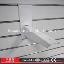China factory New fashion slatwall hanging display hooks