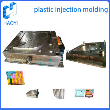 Plastic injection moulding orders Custom export service