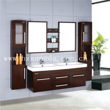 Solid Wood Bathroom Cabinet/ Solid Wood Bathroom Vanity (KD-401)