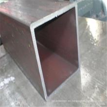 Tubería de acero galvanizada de la estructura cuadrada / tubo 40X40