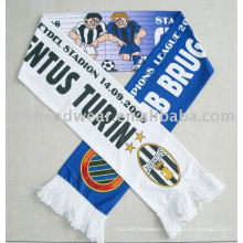 2013 Printing Polyester football/Soccer Fan Scarf