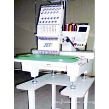 Lightweight Compact Industrial Embroidery Machine , Wide Type Single Head Series