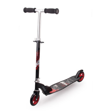 Scooter adulto 2016 con rueda de PU de 125 mm (BX-2MBD-125)