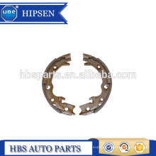 Brake shoes with OEM NO. 43154-SX0-003 / 43154-SX0-000 for Honda