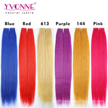 New Arrival Top Grade PU Skin Weft Hair Extensions