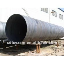 Водопропускные трубы/спираль сварных стальных труб для водовода