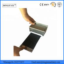 Protetor de cortina de tampa de enrolamento de poeira de máquina-ferramenta