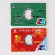 Custom Logo Credit Card Beer Bottle Opener