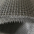 Mesh Stainless Steel Crimped Woven Mesh