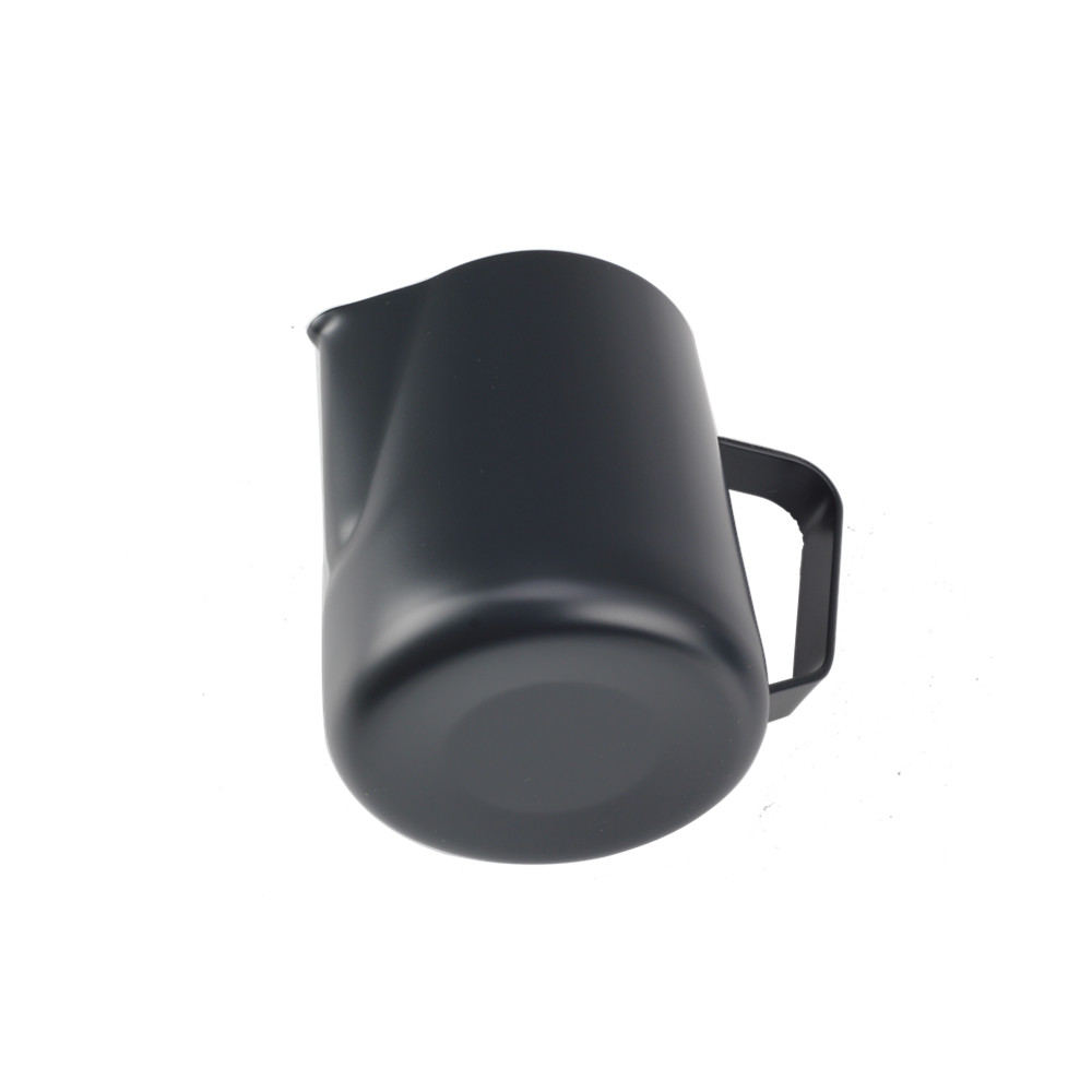 Rounded Shape Bottom Milk Pitcher