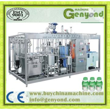 Línea de producción de lácteos de una sola pieza a pequeña escala
