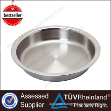 Hotel Kitchen Equipment Decorative Serving Stainless Steel Tray