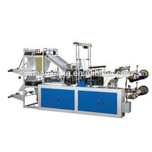RB-500 automatic two line continuous Rolling Bag making Machine