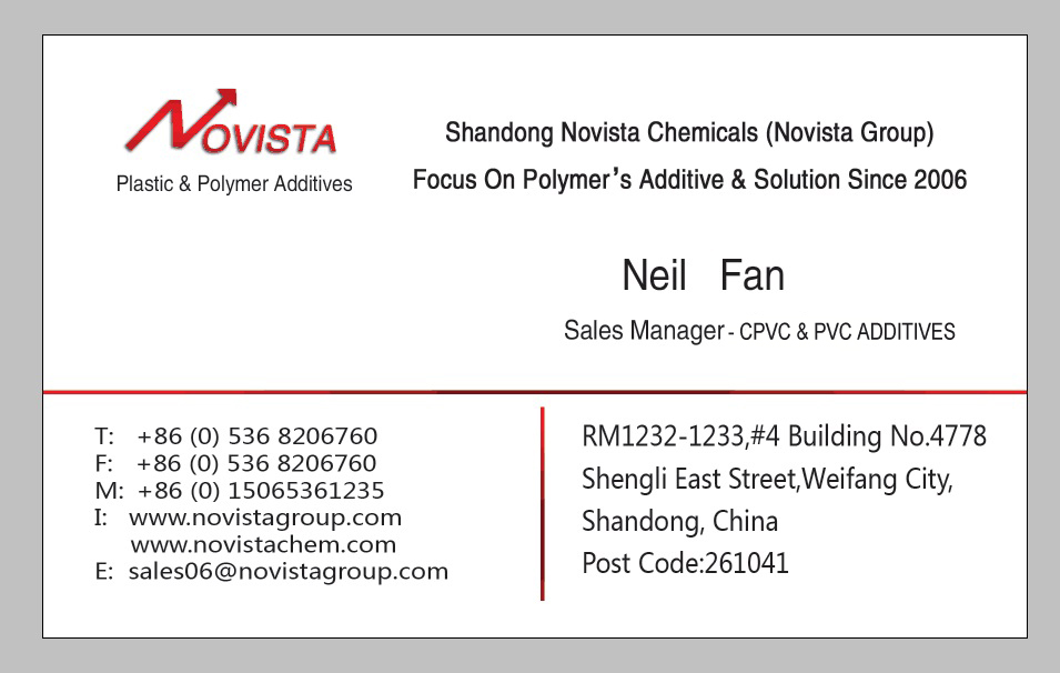 Neil Name Card