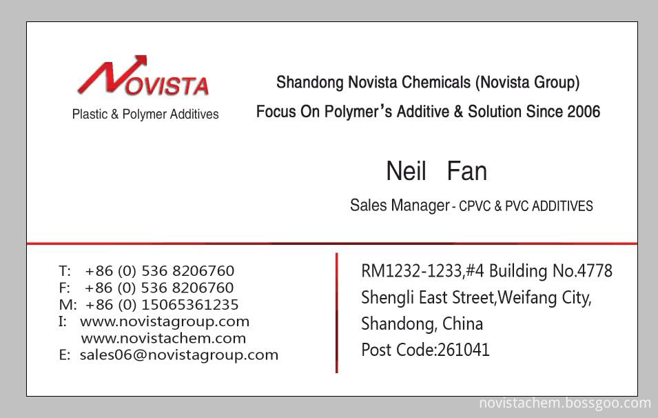 Neil Name Card