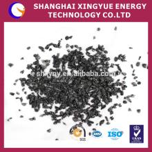 Poudre de carbure de silicium noir de porcelaine pure de 99,5%
