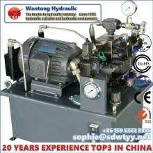 Sistema Hydraulic de la estación hidráulica modificada para requisitos particulares para el propósito especial