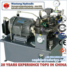 Customized Hydraulic Station Hydraulic System for Special Purpose