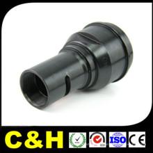 OEM de precisión de aluminio anodizado / plástico / acero CNC de mecanizado de fresado de piezas de torneado