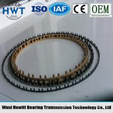 Rolamento de esfera do competidor da alta qualidade 61711 rolamento fino do sectoion 55mm * 68mm * 7mm