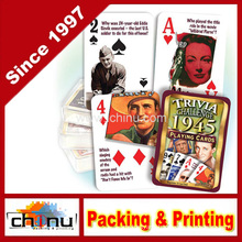 1945 Trivia Playing Cards 70th Birthday or 70th Anniversary Gift (430049)