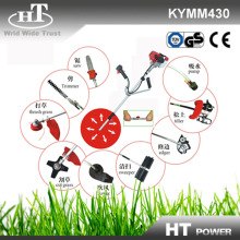 43cc Multifunction garden tools Grass Cutter