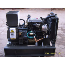 15kVA عازلة للصوت مولدات الديزل مدعوم من يانج دونج (DG15)