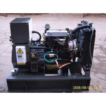 15kVA Звукоизоляционный дизельный генератор Powered by Yangdong (DG15)