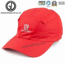 Großer Entwurfs-Polyester-Mikrofaserstickerei-Sport-Golf-Baseballmütze