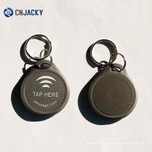 13.56MHz Proximity NFC ABS Tags / Custom RFID Key Fobs