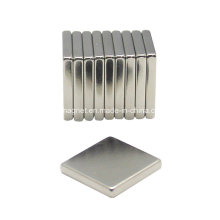 L203 High Quality Square 20mm Rare Earth Magnet